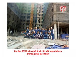 Dự án: ĐTXD khu nhà ở xã hội kết hợp dịch vụ thương mại Bắc Ninh thumbnail